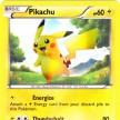 Black and White 115 - Pikachu - Secret Ultra Rare
