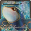 BW - Dark Explorers - 104 - Kyogre-EX - Full Art Ultra Rare