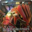 BW - Dark Explorers - 106 - Groudon-EX - Full Art Ultra Rare