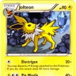 BW - Dark Explorers - 037 - Jolteon