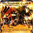 BW - Dark Explorers - 054 - Groudon-EX - Ultra Rare