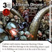 Age of Ultron - Dice Masters - 104 - Ultron Drone: 1 of a Million