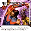 Age of Ultron - Dice Masters - 106 - Wonder Man: Ionic Energy
