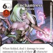 Age of Ultron - Dice Masters - 043 - Enchantress: Amora
