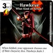 Age of Ultron - Dice Masters - 047 - Hawkeye: What Kind of Arrow?