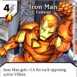 Age of Ultron - Dice Masters - 050 - Iron Man: Tinhead