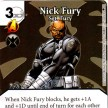 Age of Ultron - Dice Masters - 057 - Nick Fury: Sgt - Fury