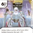Age of Ultron - Dice Masters - 058 - Odin: The All-Father