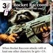 Age of Ultron - Dice Masters - 062 - Rocket Raccoon: Blam! Murdered you