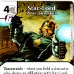Age of Ultron - Dice Masters - 067 - Star-Lord: Peter Jason Quill