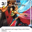 Age of Ultron - Dice Masters - 073 - Wasp: The Winsome Wasp