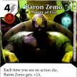 Age of Ultron - Dice Masters - 075 - Baron Zemo: Master of Evil