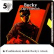 Age of Ultron - Dice Masters - 077 - Bucky: Cap