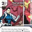 Age of Ultron - Dice Masters - 090 - Maria Hill: Trained Agent