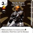 Age of Ultron - Dice Masters - 092 - Nick Fury: Life Model Decoy