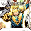 Justice League - Dice Masters - 041 - Booster Gold - Michael Jon Carter