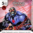 Justice League - Dice Masters - 048 - Darkseid - Omega Beams