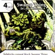 Justice League - Dice Masters - 069 - Swamp Thing - Dr.  Alec Holland