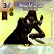 Battle for Faerun - 030 - Drow Assassin: Lesser Humanoid