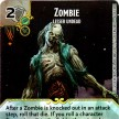 Battle for Faerun - 060 - Zombie: Lesser Undead