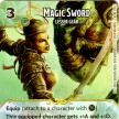 Battle for Faerun - 062 - Magic Sword: Lesser Gear