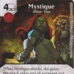 Uncanny X-Men - Dice Masters - 107 - Mystique - Alias: You