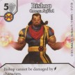 Uncanny X-Men - Dice Masters - 037 - Bishop - Omega Squad