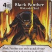 Uncanny X-Men - Dice Masters - 038 - Black Panther - Wakanda Chief
