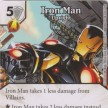 Uncanny X-Men - Dice Masters - 043 - Iron Man - Upright