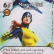 Uncanny X-Men - Dice Masters - 045 - Marvel Girl - Telekinetic