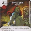 Uncanny X-Men - Dice Masters - 047 - Mystique - Ageless