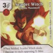 Uncanny X-Men - Dice Masters - 054 - Scarlet Witch - Wanda Maximoff