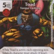 Uncanny X-Men - Dice Masters - 059 - Toad - Tongue Lashing