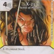 Uncanny X-Men - Dice Masters - 061 - X-23 - Scent of Murder