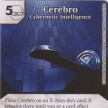 Uncanny X-Men - Dice Masters - 062 - Cerebro - Cybernetic Intelligence