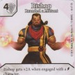 Uncanny X-Men - Dice Masters - 066 - Bishop - Branded a Mutant