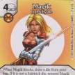 Uncanny X-Men - Dice Masters - 075 - Magik - Lightchylde