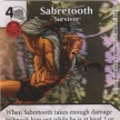 Uncanny X-Men - Dice Masters - 086 - Sabretooth - Survivor