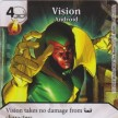 Uncanny X-Men - Dice Masters - 091 - Vision - Android
