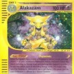 Expedition Base Set - 001 - Alakazam