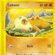 Expedition Base Set - 103 - Cubone