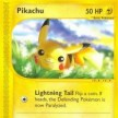 Expedition Base Set - 124 - Pikachu