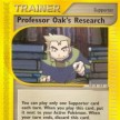 Expedition Base Set - 149 - Professor Oak`s Research