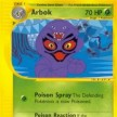 Expedition Base Set - 035 - Arbok