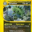 Expedition Base Set - 066 - Tyranitar