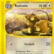 Skyridge - 089 - Raticate