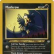 Neo Revelation - 46 - Murkrow