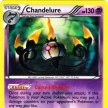 BW - Next Destinies 101 - Chandelure - Secret Ultra Rare Shiny