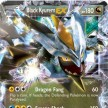BW7 - Boundaries Crossed - 101 - Black Kyurem-EX - Ultra Rare