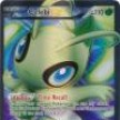BW7 - Boundaries Crossed - 141 - Celebi-EX - Full Art Ultra Rare